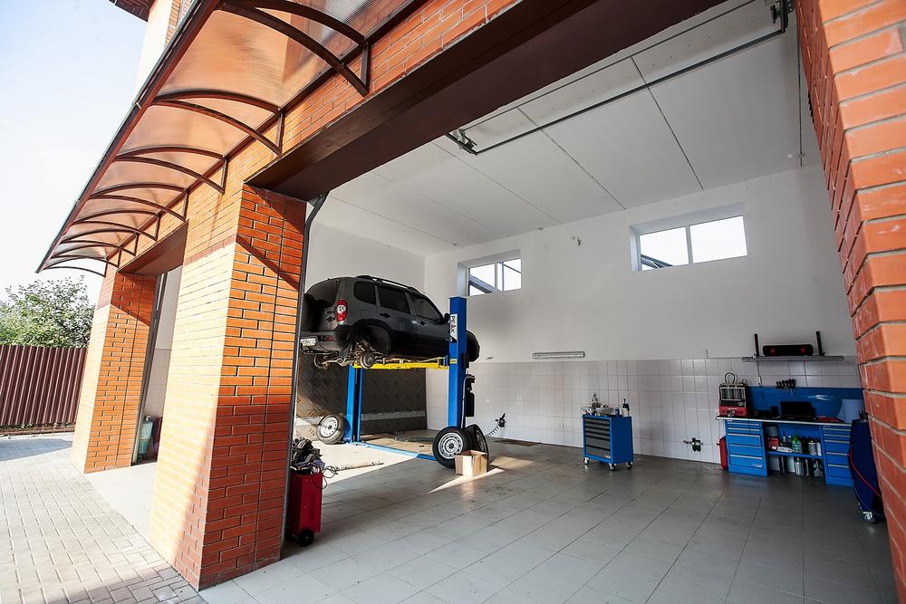 Garage Door Opener Doraville GA