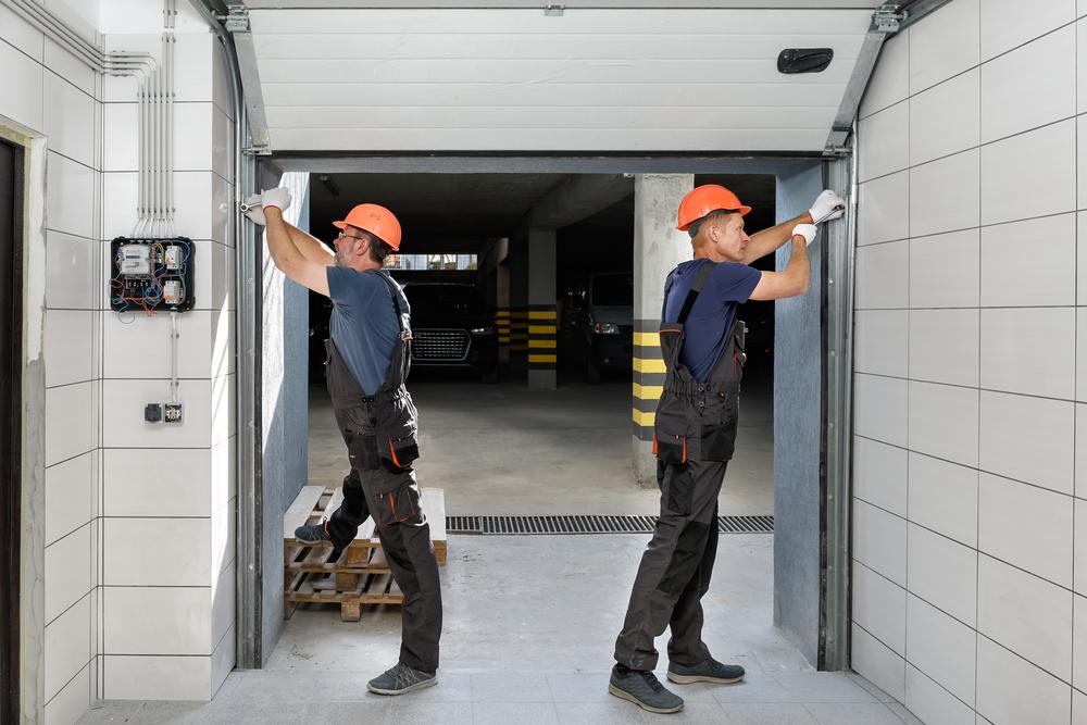 Garage Door Replacement Services Near Me